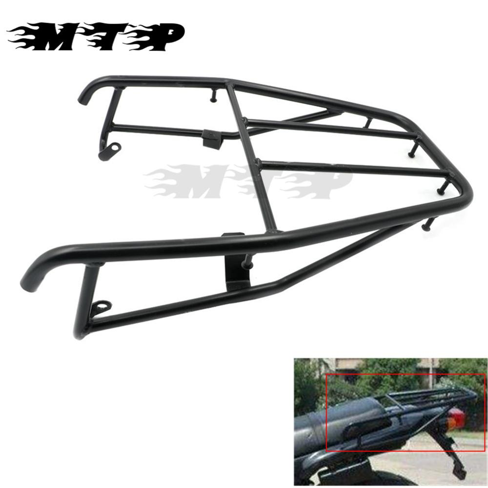 Motorcycle Motorbike Rear Seat Luggage Rack Support Shelf