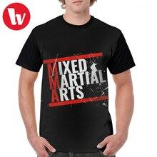 Mma T Shirt Mixed Martial Arts T-Shirt 5x Short Sleeves Graphic Tee Shirt 100 Polyester Streetwear Graphic Cute Men Tshirt