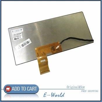 Original 10.3inch LCD screen CLAA103WA01 XN for BMWw 5-series navigation  LCD screen free shipping