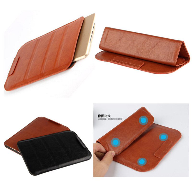 SD Luxury Slim Pouch Protective Bags For Acer Iconia Tab 10 A3-A40 A3-20 A3-30 10.1 Tablet PU Leather Carry Sleeve