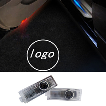Car Door courtesy Laser Projector Welcome logo Light for X-SERIES X1 X3 X4 X5 X6 x5M x6M(E83 E84 E70 e71 F25 F26 F15 F16) image