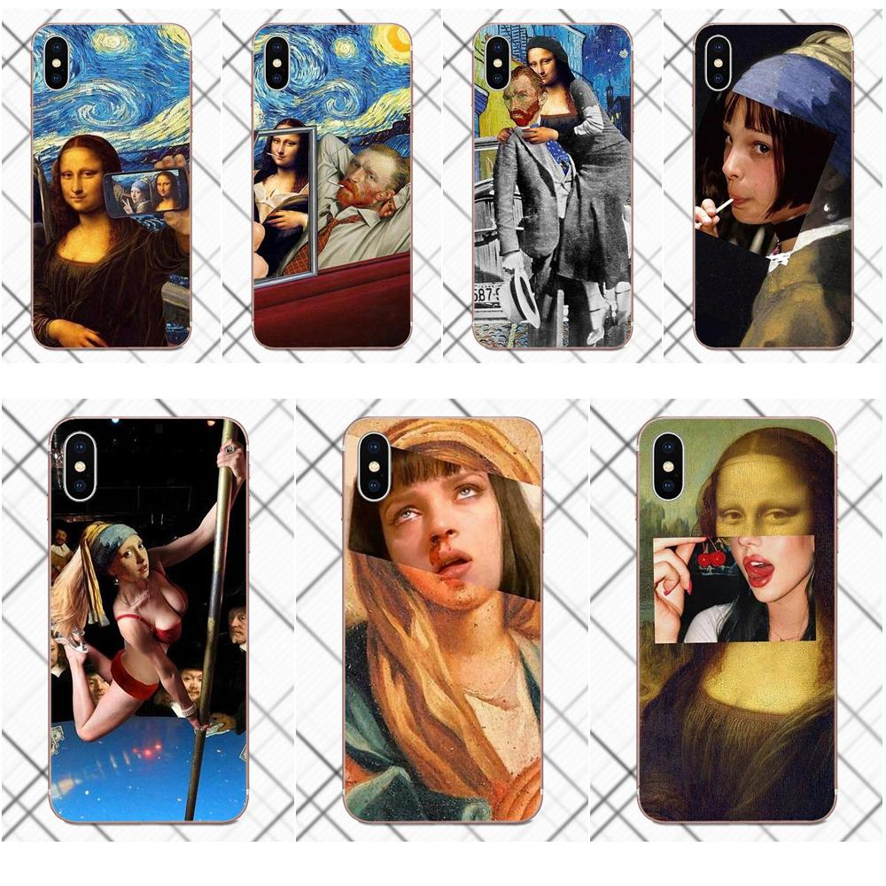Reliable Lvhecn S3 S4 S5 Cases For Samsung S6 S7 S8 S9 Egde Plus Note 4 5 8 9 Doctor Who Tardis Vincent Van Gogh Starry Night Painting Cellphones & Telecommunications
