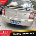 Для Citroen C-Elysee спойлер 2013-2019 для Citroen Elysee TF Спойлер ABS Материал заднее крыло автомобиля праймер цвет задний спойлер