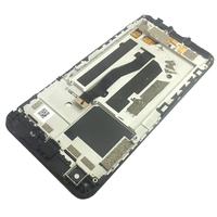 For ZTE Blade V8 mini LCD Display and Touch Screen With Frame With Tools And Adhesive For ZTE Blade V8 mini Mobile Phone