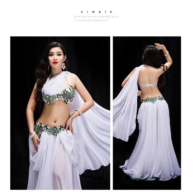 5b6e321118b60 2019 New Women Luxury Belly Dance Costumes Professional Halloween ...