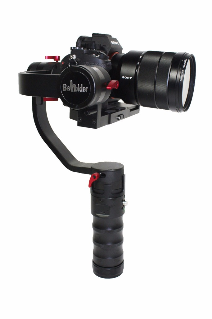 [Only one day]Beholder DS1 DSLR Brushless Gimbal 3 Axis Handheld Stabilizer Gimbal for Canon 5/6/7D PK Beholder MS1 Nebula 4200 yuneec q500 typhoon quadcopter handheld cgo steadygrip gimbal black