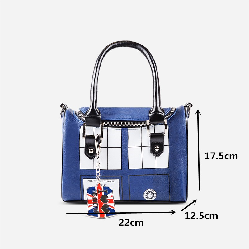 Doctor Who Bag TARDIS (9)_