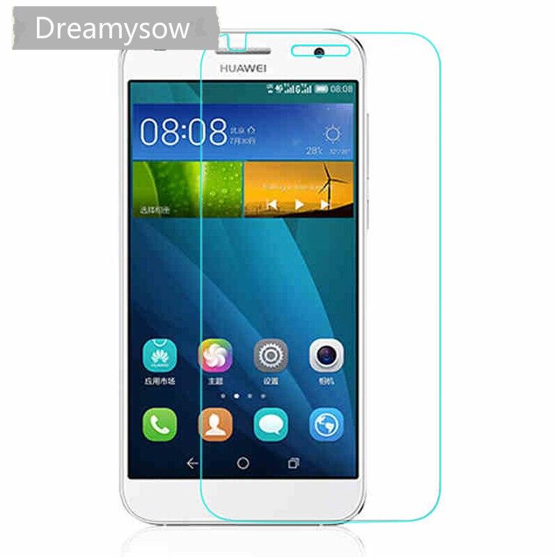 Для huawei P Smart P9 Nova2 Lite мини 2017 Y560 L23 Y536 GR5 Honor 9 lite 7 Plus 7C Экран протектор фильм HD закаленное Стекло