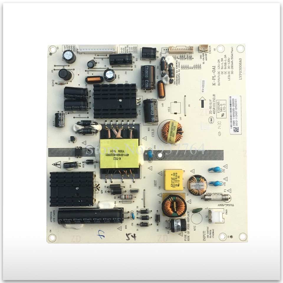 Original power supply board LED4253 LYP03008A0 465R1013SDJB K-PL-0A1 Used board games [a1 а2] bis