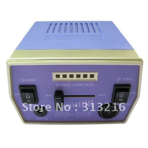 Free shipping Improved Overheat Vibration Electric nail drill Electric Nail Art Drill #2339