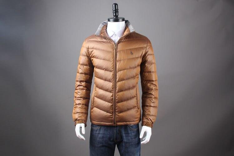 Clearance 2018 new Russian mens winter duck down coat male jacket parkas windbreak brown plus large size xxxxl big sales cheap
