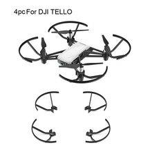 Protéger les lames des accessoires dhélice pièce de rechange anneau de protection hélice garde lames protéger pour DJI Tello Drone accessoires