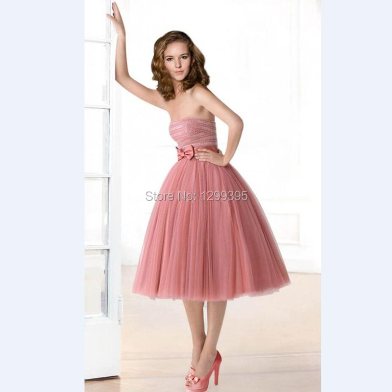 Online Get Cheap Blush Pink Cocktail Dress -Aliexpress.com ...