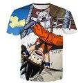 Непослушный Kid Гоку и Кошек Печать футболки Мужчины Женщины Hipster 3D футболка футболка Классический Аниме Dragon Ball Z футболки Harajuku Тройники