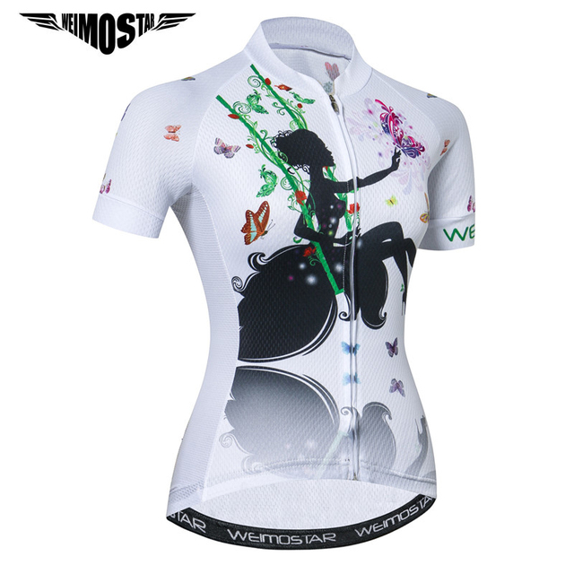 3d822cf90 Weimostar 2018 Summer Cycling Jersey Women Pro Team Cycling Clothing Ropa  Ciclismo Short Sleeve mtb Bike Jersey Bicycle Clothes