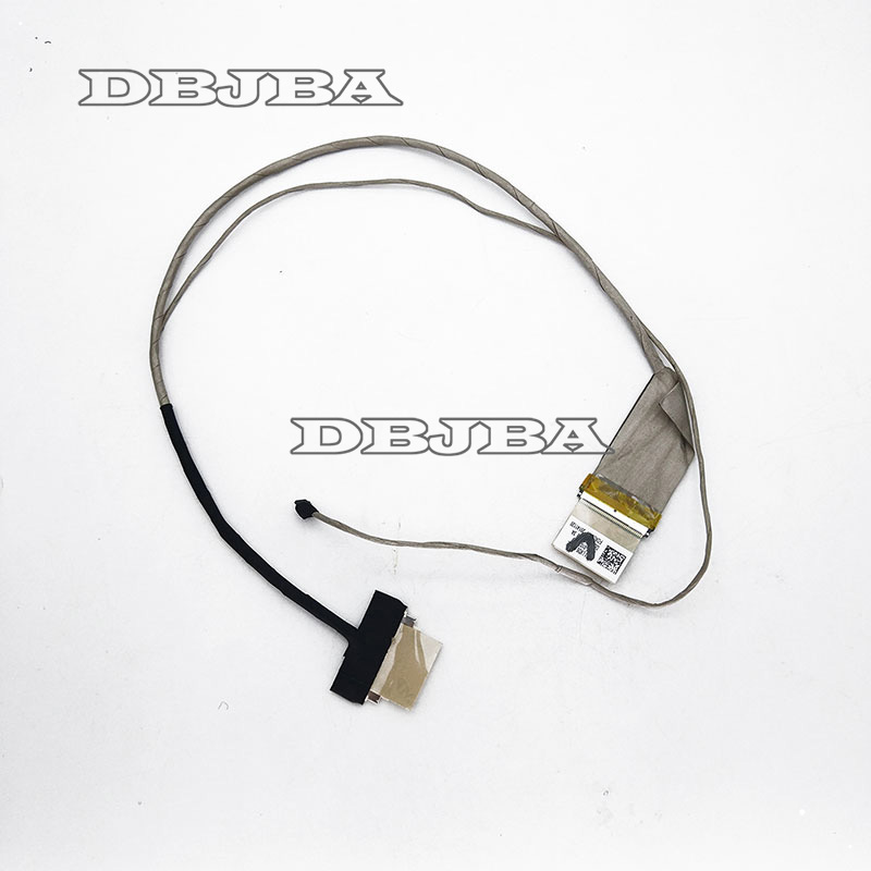 NEW laptop LCD screen video cable for ASUS X551 X551M X551A X551C X551CA Flex cable P/N DD0XJCLC000 14005-01070100 original laptop display cable new for samsung rc710 ba39 01019a notebook vga cable screen lcd lvds cable flex