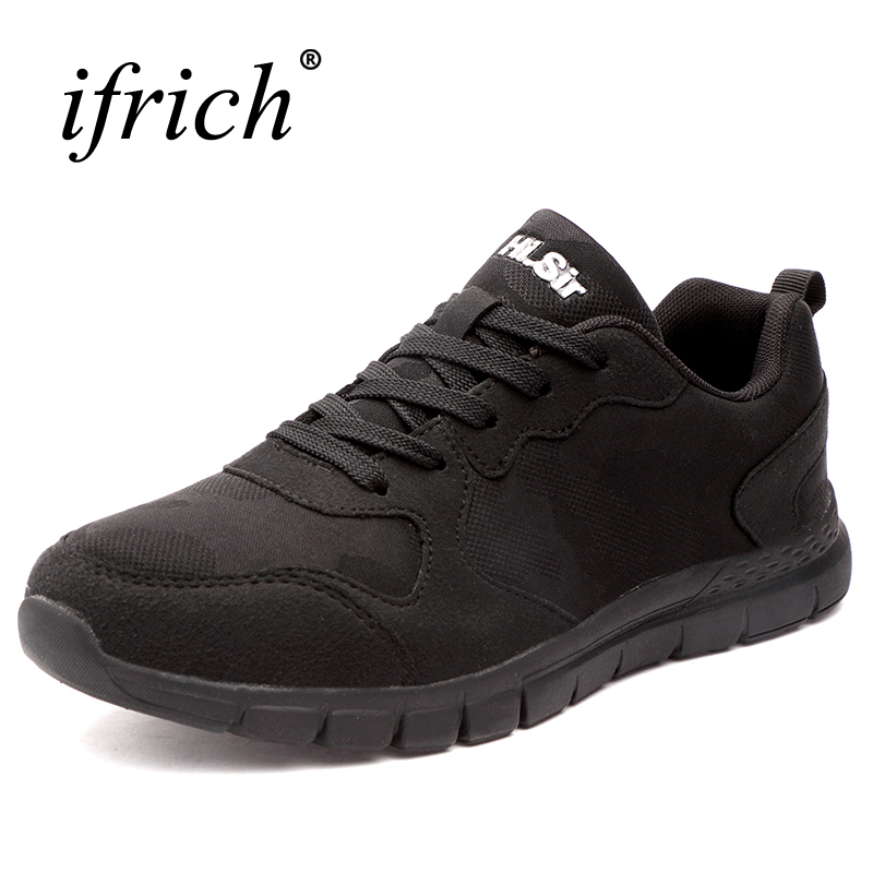 2017 Hot Sell Sport Shoes Men Running Shoes Brand Lightweight Walking Jogging Shoes Breathable Athletic Gym Trainers Cheap