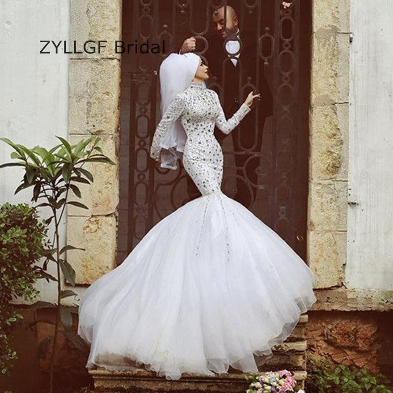 Erfreut Islamischer Brautkleider Hijab Ideen - Brautkleider Ideen ...