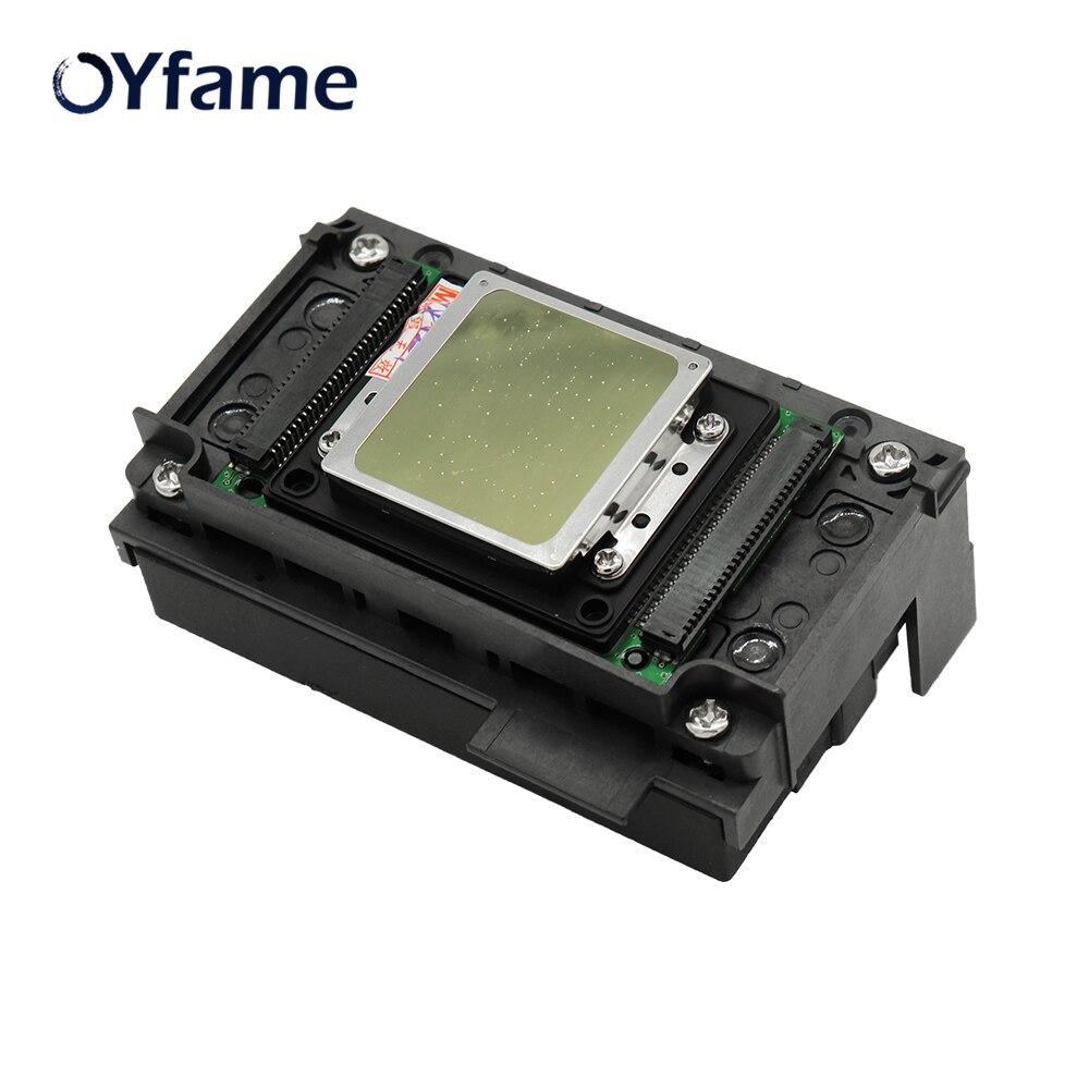 OYfame Original Cabeça De Impressão para Epson XP600 XP601 XP700 XP701 XP800 XP801 cabeça de impressão Para 3060 Da Impressora uv