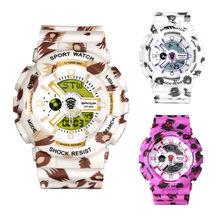 Men Sport LED Digital Military Watch Fashion Outdoor Wristwatch Waterproof Watch