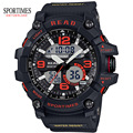 2017 Hot Selling SPORTIMES Wristwatches With Stop Watch Back Light Chronograph Alarm in Colorful Sports Watch relogio masculino