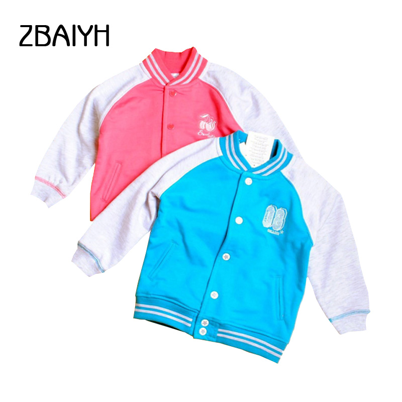 0-2Y new autumn fashion girls clothes baby boy jackets high quality children clothing cotton casual cardigan coat infant jacket