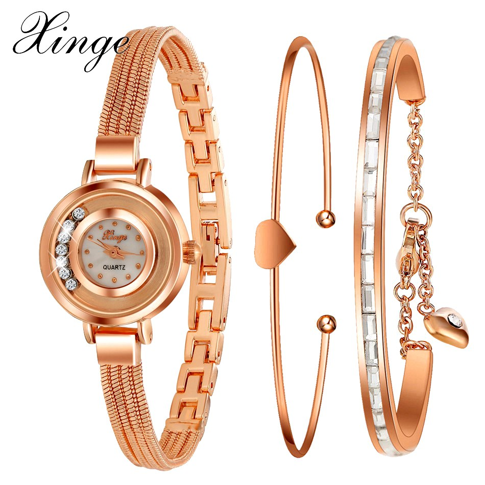 Amazoncouk rose gold bracelets Jewellery