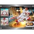 Новое поступление звездные войны военные корабли корабль модель строительные блоки DIY клонов корабли кирпич игрушки , совместимые с Legoelieds 3809