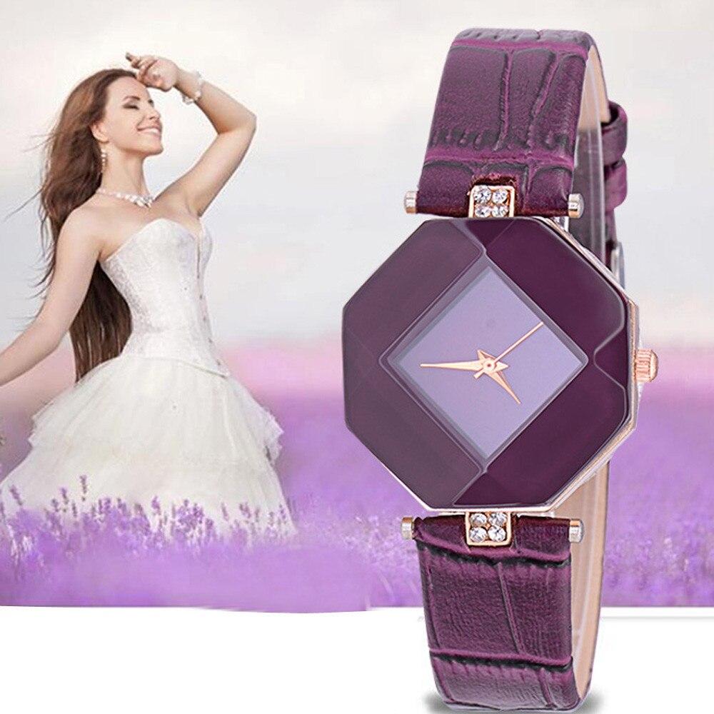 Gofuly модные женские туфли Часы горный хрусталь браслет женская обувь часы Кристалл наручные кварцевые часы Reloj Mujer Relogios feminino