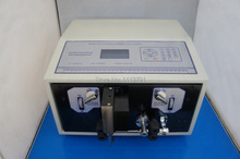 Computer Automatic Wire Stripping Machine, Wire Cutting Machine, Thick line stripping machine SWT508-JE LCD Display