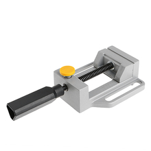 купить 2017 Bench Clamp Mini CNC Machine Simple (QGG) Aluminum Rapid Pliers for CNC Router по цене 816.37 рублей