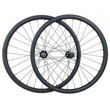 Специальное предложение 29er горный или Кроссовый велосипед без hookless углеродная колесная 30 мм x 30 мм UD матовый глянцевый Novatec D791SB D792SB леса гравий велосипедные колеса