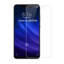 Tempered Glass on for Xiaomi Mi 8 pro Safety the SE Protective Film Lite Screen Protector