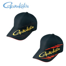 In 2017, the GAMAKATSU gamma Katz fishing cap sunscreen waterproof breathable sun hat embroidery GM-9795 цена