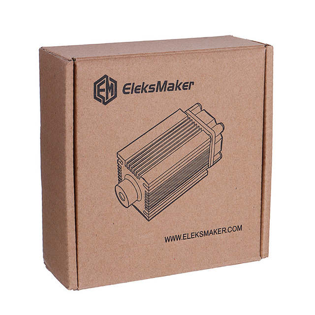 US $67 25 40% OFF LA03 2500 445nm 2500mW Blue Laser Module With Heat Sink  For DIY Laser Engraver Machine for EleksMaker-in Woodworking Machinery  Parts