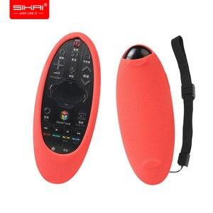 Image 1 - SIKAI واقية الحال بالنسبة لسامسونج Bn59 01185 LED HDtv غطاء جهاز التحكم عن بعد لسامسونج BN94 07557A LED HDtv عن بعد