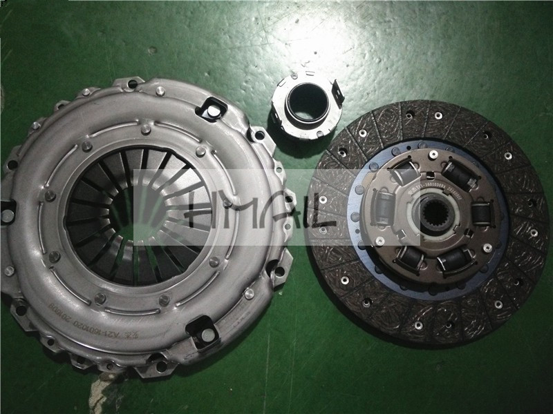 481engine /4g16 engine Clutch driven disc for chery tiggo 3pcs/suit,clutch piece + clutch pressure plate +release bearing