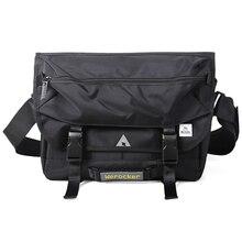 Shoulder Messenger Bag Mens Leather Satchel Classic 2019 New Trend