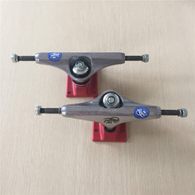 Free Shipping Royal Skateboard Trucks 5.25″ Aluminum Skate Board Trucks Caminhao