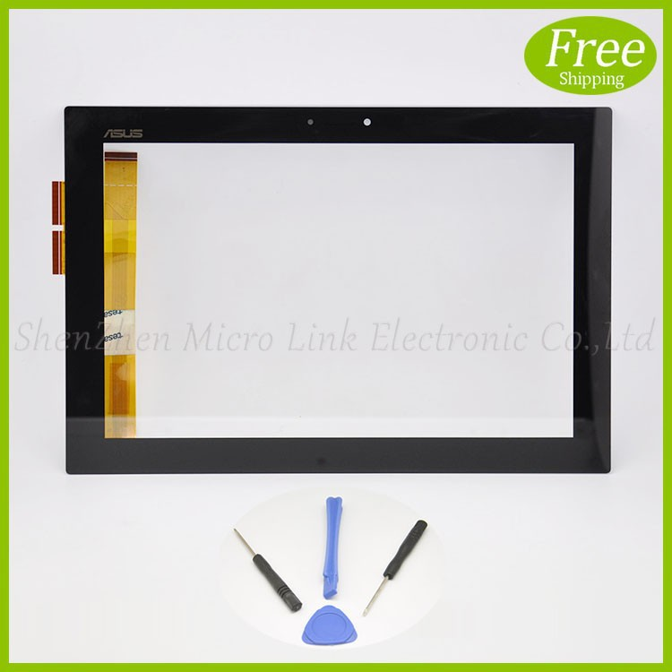 ФОТО Free Shipping 100% New Replacement Touch Screen Digitizer For Asus Eee Pad TF101 H-W20 D16A1AAN33-24 Tablet PC Panel With tools