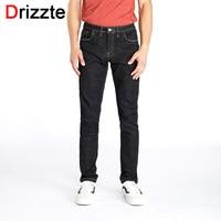 Drizzte Black Mens Stretch Denim Jeans Slim Fit Trousers Pants 34 35 36 38 40 42