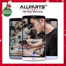 """Original 5.5 """"de Pantalla para LG G3 LCD Pantalla Táctil de Reemplazo Montaje Del Digitizador de la Pantalla LG G3 D855 D851 D850 D858"""