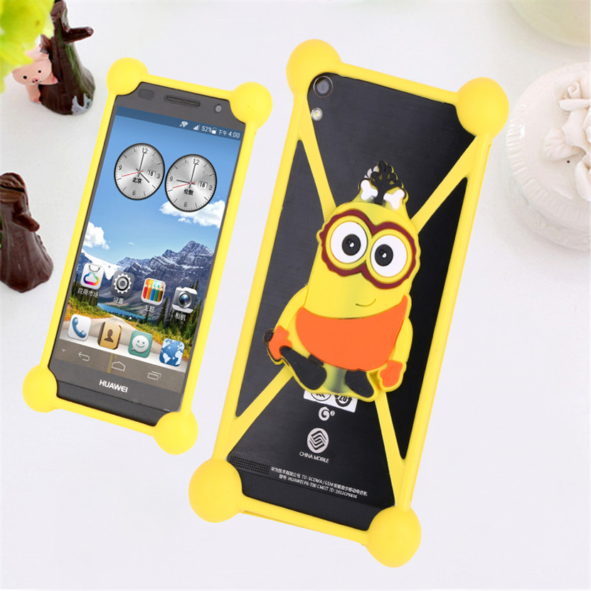 Fashion Soft 3d Animal Mobile Phone Cases For Vodafone Smart Speed