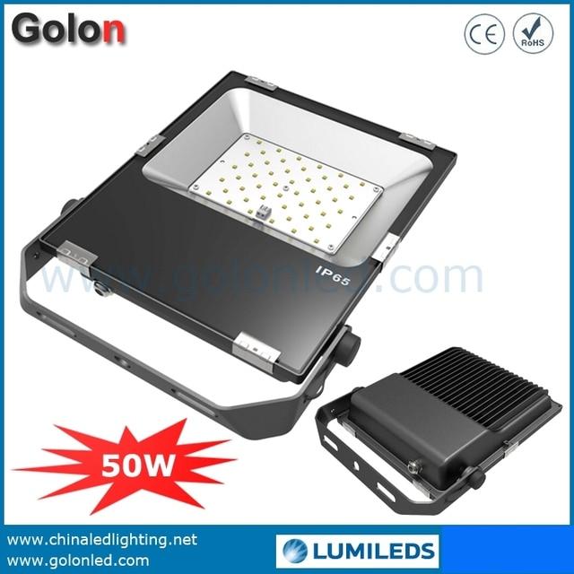 100 277v Ip65 50 Watt Led Replace 250w Halogen Lamp Fedex Free Shipping 50w Floodlight Outdoor Advertising Light