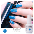 220 Colors Arte Clavo Any 1 Piece UV  Lamp Led Soak Off Nail Gel Polish Lacquer UV Gel Nail Polish Color Nail Salon