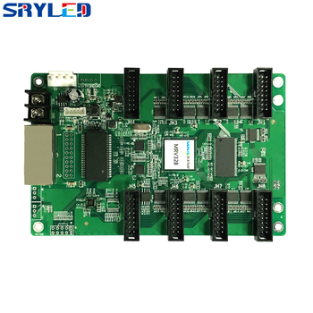 Novastar Receiving Card LED Matrix Controller MRV328 Hub75 Full Color Receiver novastar mrv210 receiving card mrv210 1 mrv210 4