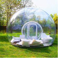 Inflatable Bubble Tent tunnel Inflatable Bubble Tent Transparent inflatable clear bubble tent