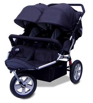 Kinderwagen zwillinge  Twin Baby Jogger Kinderwagen Dreirad Rad Kinder Jogger Für ...