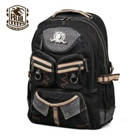 RUIL 2017 Backpack Men S Travel Schoolbag 14 1Inch Laptop Notebook BackPack Laptop Large Capacity Computer