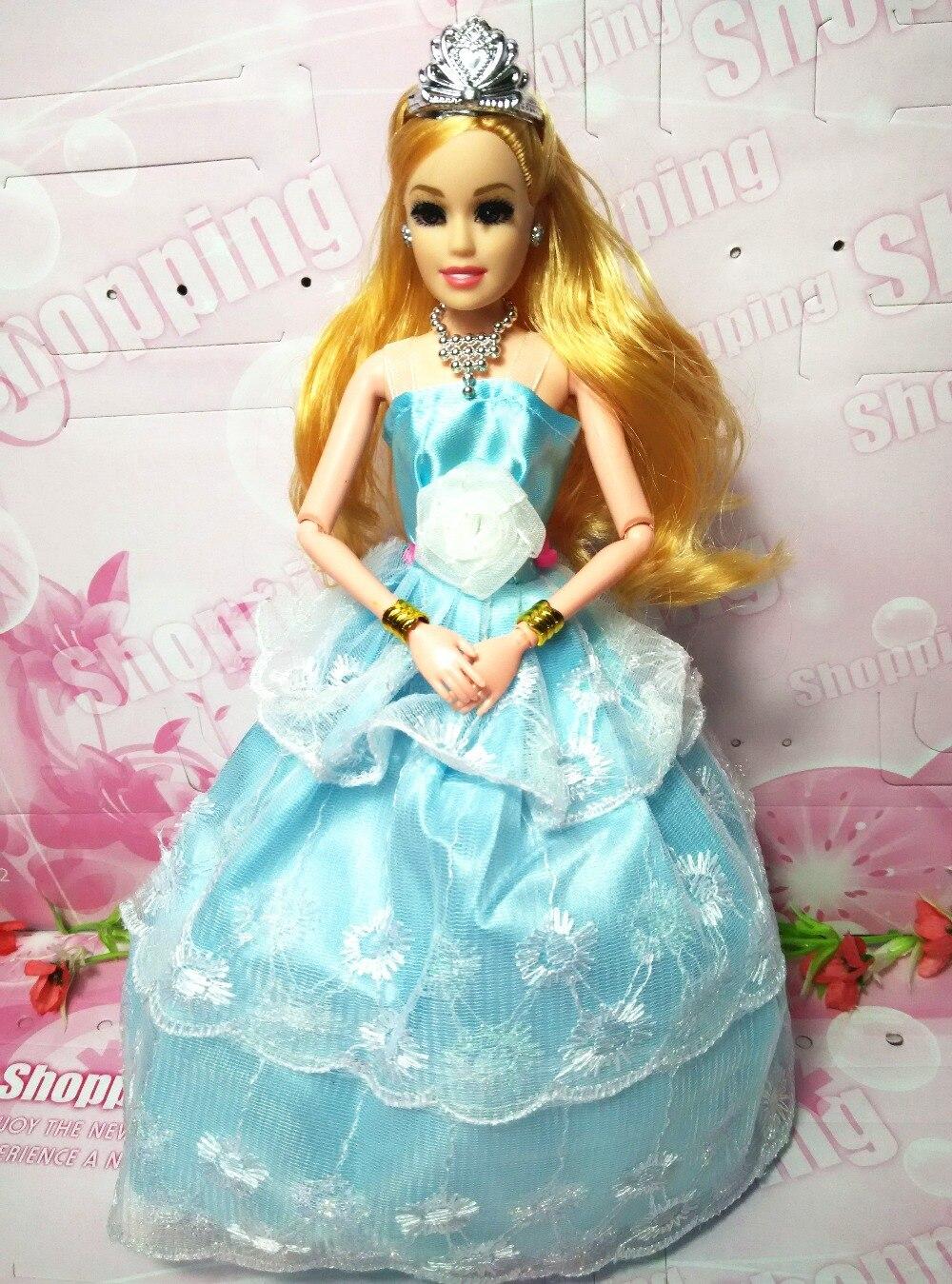 Retail, factory outlets,Wedding dress Fashion Princess Babe Dolls ...